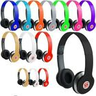 Solid Bass HD Headphones SL800 For Apple Iphone MP3 Samsung Nokia & Ipod Touch