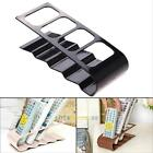 New TV DVD VCR Remote Control CellPhone Stand Holder Storage Organiser Tools