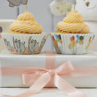 Little One Elephant Baby Shower Christening Party Cupcake & Pick Set