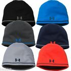 New - Under Armour 2016 Men's CGI Storm 2.0 Beanie Headwear Infrared Winter Hat