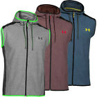 2015 Under Armour CG Infrared Performance Fleece Vest Mens Sports Gilet - Hooded