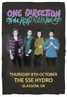 ONE DIRECTION Glasgow The SSE Hydro - 8th October 2015 PHOTO Print POSTER CD 042