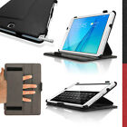PU Leather Skin Folio Case for Samsung Galaxy Tab A 9.7 SM-T550 Flip Stand Cover