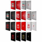 OFFICIAL LIVERPOOL FC LFC CREST 2 LEATHER BOOK WALLET CASE COVER FOR APPLE iPAD