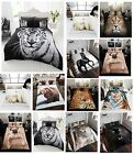 3D Animal Print Duvet Cover Quilt Set Single Double King New Modren 2015 Design