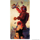Robot King Kong Robo Kong Wall Decal Retro Sci-Fi Decor