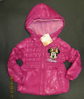 Girls coat MINNIE MOUSE pink winter age 5 - 6 years RRP £25 * NEW* BARGAIN