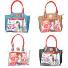 Fashion Pattern Womens Handbag Tote Purse Messenger Bag Satchel Shoulder Bag hot