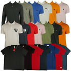 Mens Lyle & Scott Heritage Eagle Golf Short Sleeve Polo T-Shirt Top Size S-XXL