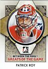 08-09 BETWEEN THE PIPES MONTREAL CANADIENS U-PICK FROM LIST
