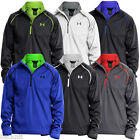 Under Armour Mens White COLDGEAR® Infrared Elements Storm ½ Zip Jacket - 1239092