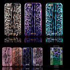 Premium Roberto Just Cavalli Leopard Snake Skin Soft Case for iPhone 6 Plus 6 5s