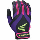 Easton Synergy 2 Fastpitch Yth Batting Gloves Purple/Pink/Black S M L free ship