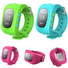 GPS Tracker Smart Watches Satellite Android iPhone SOS Monitor for Kids Children