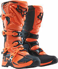 2016 Fox MX Youth Comp 5 Boots - Orange Motocross Offroad Trail Kids