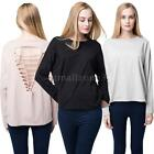 New Fashion Women Ladies Long Sleeve Cotton Tops Summer Casual Shirt Tops Blouse