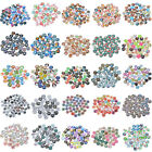 10PCs Glass Embellishment Findings Mixed Random Cameo Jewelry DIY Round 20mm