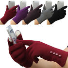 Fashion Women Outdoor Winter Warm Gloves Touch Screen Sport Ski Gloves Mittens