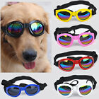 Fashionable Adjustable foldable Pets UV Protection Sunglasses Goggles 6 Color