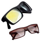 Men Womens Mirror Vintage Retro Fashion Designer Big Oversized Square Sunglasses
