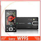 3 Color Original Sony Ericsson W995 (Unlocked) 3G GPS WIFI 8MP Cellular Phone