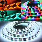 5m Waterproof Flexible Light Strip Ribbon Tape Roll - SMD LED 150 300 600 LEDs