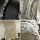 Kylie Minogue at Home Luxury Glamour Chic Satin Sequins Throws and Runners