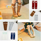 Children Girls Soft Cotton HA Socks Fox Cat Pattern OC Hosiery For Age 1-4 Years