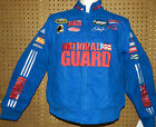 NEW CHASE AUTHENTICS DALE EARNHARDT JR #88 WOMENS AMP NATIONAL GUARD BLUE JACKET
