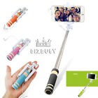 Wired Extendable Handheld Cool Selfie Stick For Android/iOS iPhone Samsung HTC