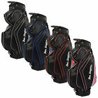 BEN SAYERS DELUXE GOLF CART BAG -NEW 14 WAY DIVIDER TOP TROLLEY LIGHTWEIGHT 2015