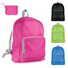 Bag Rucksack / Backpack - Foldable & Ultra Light - Beach School - Zipped closure
