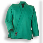 Ju-Sports Element Jacke grün regular cut - Kampfsport-Jacke -Ju-Jutsu - Karate
