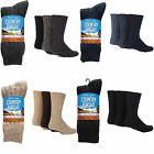6 /12 PK Men's Gritstone Walker Wool Blend Walking Work Boot Thermal Socks 6-11