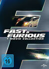 7 DVDs * THE FAST FURIOUS 1 - 7 ~ BOX ~ (and) # NEU OVP +