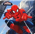 New Marvel's Ultimate Spider-Man Casting His Web Canvas Print