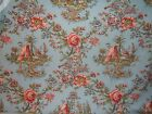 Lee Jofa Yangtze Print fabric by the yard Oriental floral toile multible colors