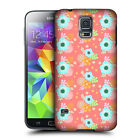 HEAD CASE DESIGNS WHIMSICAL FLOWERS HARD BACK CASE FOR SAMSUNG GALAXY S5 NEO
