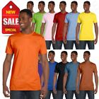 Hanes Mens T-Shirt Nano 100% Ringspun Cotton 4.5 oz Light Weight S-3XL M-4980