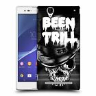 OFFICIAL BEEN TRILL MIXED HARD BACK CASE FOR SONY PHONES 3