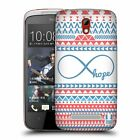 HEAD CASE DESIGNS INFINITY AZTEC HARD BACK CASE FOR HTC PHONES 2