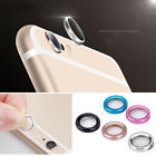 5PCS Phone Camera Lens Guard Anti-Scratch Ring Case For iPhone 6S/6S Plus New