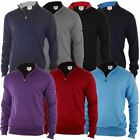 Cutter & Buck 2015 WIND-BARRIER Thermal Sweater Golf Jumper FULLY LINED Pullover