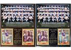 1986 World Series Champions New York Mets Photo Card Plaque on Ebay