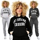 Hangover Print Ladies Hoodie Hooded Jumper sweatshirt top Plus sizes S-5XL