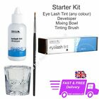Strictly Professional Eyelash & Eyebrow Tint Dye Starter Kit All Colours Sold