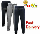 Small Mens Joggers Trouser Fleece Jogging Tracksuit Bottoms Trousers Sports S
