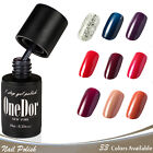 OneDor One Step Fast Dry Soak Off Nail Polish Gel.No B&T Coat.No Residue!