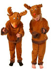 Kids Rudolph Reindeer Costume Christmas Book Week Nativity Outfit New Age 3-8
