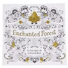 2016 Young Adult English Ver. Enchanted Forest: An Inky Quest Coloring Book JJ